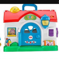 Super Casa Do Cachorrinho Aprender E Brincar -  - Fisher Price