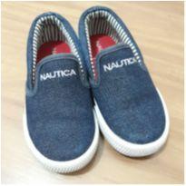 Tênis Importado para menina Marca NAUTICA - 22 - Nautica