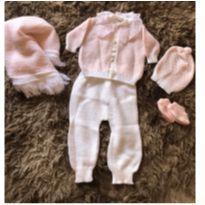 Saída maternidade - Recém Nascido - Creacoes Tamine