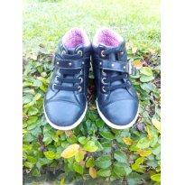 Sneaker preto -  Pampili - 23 - Pampili