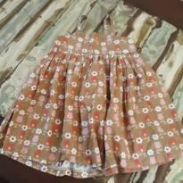 Vestido de florzinhas - 2 anos - Toque Leve