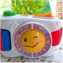 Maquina fotografica fisher price -  - Fisher Price