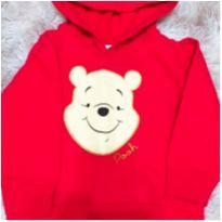 Moletom Ursinho Pooh - 2 anos - Disney