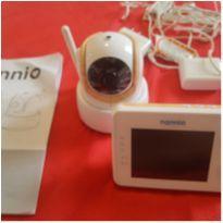 câmera Nannio Comfy Video Baby Monitor 3,5
