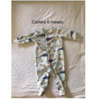 Pijama carters - 6 meses - Carter`s