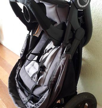 Carrinho De Bebê Graco Jogger - Sem faixa etaria - Graco