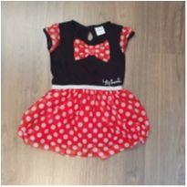 Vestido Minie de Tule - 12 a 18 meses - Disney