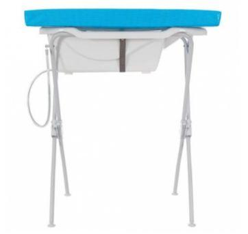 Trocador Tutti Baby com suporte para banheira - Sem faixa etaria - TUTTI BABY