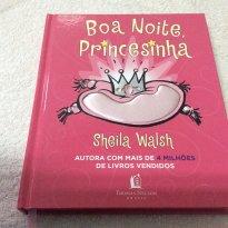 Livro Boa Noite Princesinha -  - Thomas  Nelson
