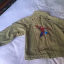 Jaqueta Homem Aranha - 10 anos - HOMEM ARANHA SPETACULAR