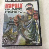 JOGO RAPALA PLAYSTION 2 - Sem faixa etaria - Activision - USA