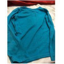Blusinha azul estrela - 6 anos - 365 Kids
