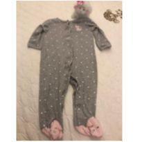 Pijama Gatinho Carter`s - 9 meses - CARTERS/TIPTOP/ZARA