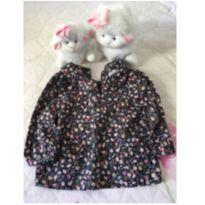 Blusa de flores - 6 meses - Ralph Lauren