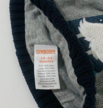 Touca Gymboree - 2 anos - Gymboree