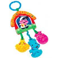 Fisher Price Móbile Fazendinha - M4042 - Mattel -  - Fisher Price e Mattel
