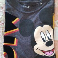 Camiseta do Mickey - 6 anos - Disney