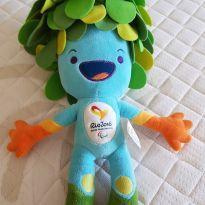 Mascote TOM das Olimpiadas -  - Não informada