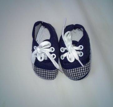 90aff47ca3 Sapatinho bebê menino 13 no Ficou Pequeno - Desapegos de Sapatos ...