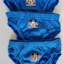 Cuecas do Mickey!! - 2 anos - Riachuelo