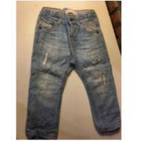 Calça jeans Zara - 18 a 24 meses - Zara e Zara Baby