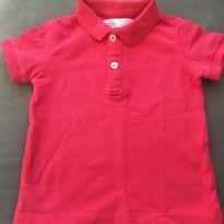 Camisa polo Zara Baby - 18 a 24 meses - Zara Baby