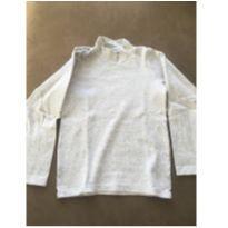 Camiseta manga e gola longa - 5 anos - Dedeka