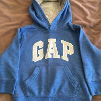 Moletom GAP com capuz - 2 anos - Baby Gap