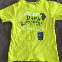 Camiseta US Polo - 3 anos - US Polo Assn