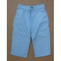 Calça em chambray Ralph Lauren (12m) - 1 ano - Ralph Lauren