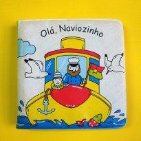 Livro para banho - Sem faixa etaria - Todo Livro