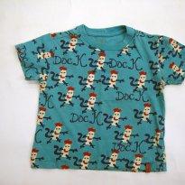 Camiseta de algodão (18m) - 18 meses - doc.k
