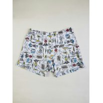 Short Pirata (pijama) - 2 anos - Carter`s