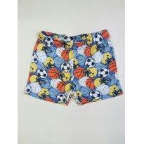 Short bolas (pijama) - 2 anos - Carter`s