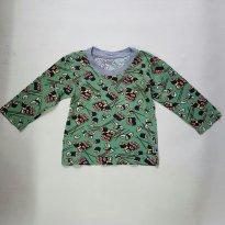 Blusa de pijama PUC - 2 anos - PUC