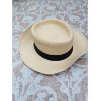 Chapéu Panamá -  - Não informada