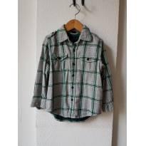 Camisa de flanela Gap