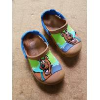 Crocs Scooby Doo (10/11 ou 26/27BR) - 26 - Crocs