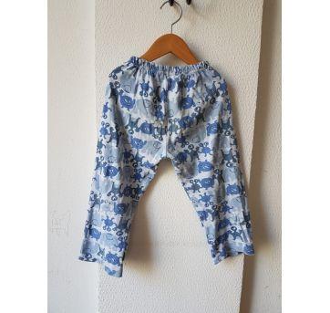 Calça de pijama estampada - 4 anos - Sem marca