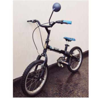Bicicleta Caloi aro 16 (Hot Wheels). - Sem faixa etaria - Caloi Aro 16