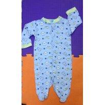 Macacão pijama - 6 a 9 meses - Bambini