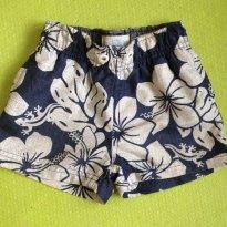 Shorts Bermuda - 2 anos - Póim