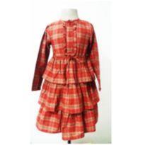 vestido luxo Tyroltirol - 6 anos - Tyrol