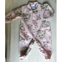 Macacão Ursinhos - Recém Nascido - Babette Bebê