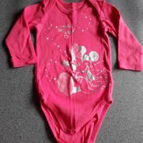 Body Minnie (importado) - 1 ano - Disney baby e cea e outro