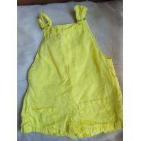 Macaquinho amarelo - 2 anos - Zara Baby