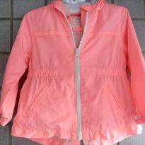 Casaco tactel rosa - 18 a 24 meses - Zara Baby
