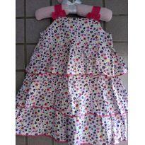 Vestido Camadas - 18 a 24 meses - EPK