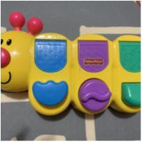 Lagarta Fisher Price -  - Fisher Price