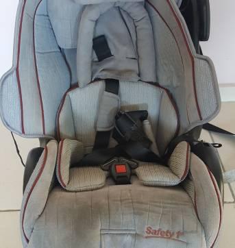 Cadeira automóvel Safety - Sem faixa etaria - Safety 1st